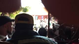 Foi assim na Guiné Bissau ,na saída da radio depois de uma entrevista 😊🙌🙌👌🙏momentos.