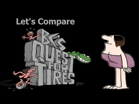 Let's Compare ( BC's Quest for Tires )