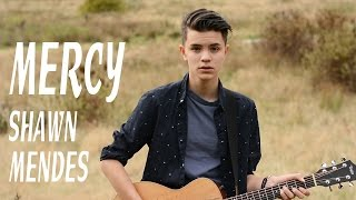Shawn Mendes - Mercy (Cover by Shon Burnett)