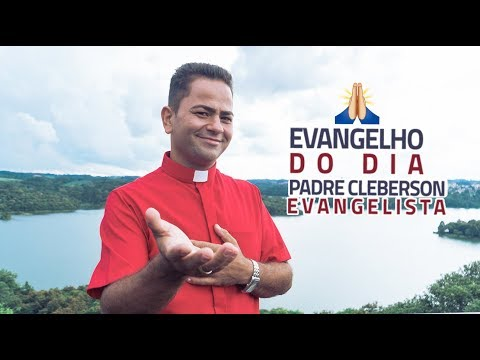 Evangelho do dia 24-06-2019 (Lc 1,57-66.80) - Padre Cleberson Evangelista