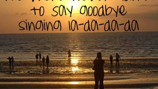 Simple Plan ft. K'naan - Summer Paradise - Lyrics HD