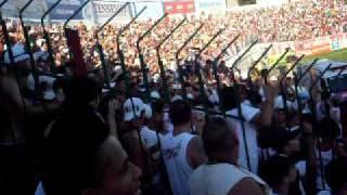 Torcida Independente - O rei mandou - SPFC 3x2 Lusa - Paulistão 2011
