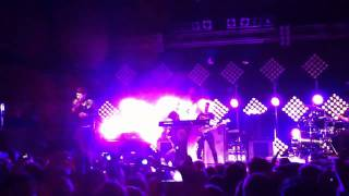 The Script - The Man Who Can't Be Moved Live Music Hall Köln