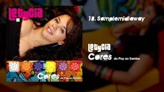 Letycia - Samplemidiaway | Álbum: Cores do Pop ao Samba