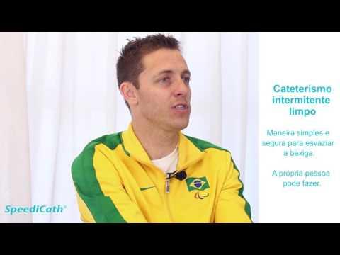 Conheça Rafael Hoffmann: Atleta Paralímpico Rio 2016 e usuário de SpeediCath®