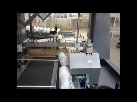 Otomatik Bardak Sayma, Bardak Paketleme, Shrink Makinası - www.parkambalaj.com - +90 216 353 5466