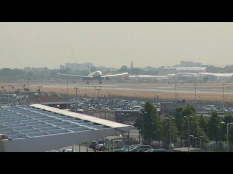 EU wants to improve air traffic control and cut continent's carbon footprint