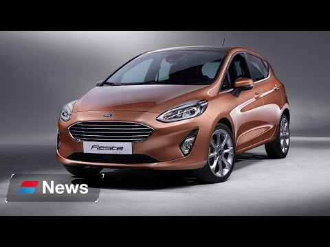 All-new 2017 Ford Fiesta unveiled