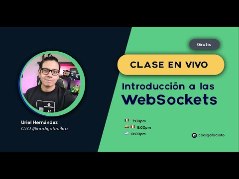 Clase en vivo: Introducción a las WebSockets