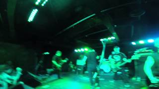 Leftover Crack - Gay rude boys - Live in Fresno at Strummers 2-13-15