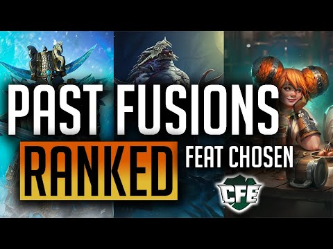 RAID: Shadow Legends | All Fusions Ranked 12 - 1! Who was the best so far? Featuring Chosen!