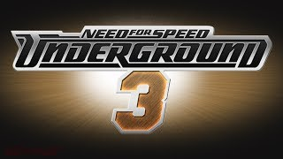 NEED FOR SPEED UNDERGROUND 3 VEM AI?!