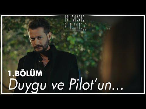 Pilot ve Duygu'nun ilk karşılaşması! - Kimse Bilmez 1. Bölüm