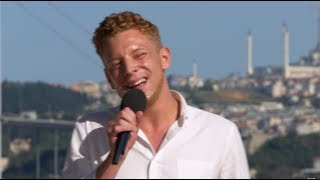 """Aidan Martin: He Is So Emotional Singing Ariana Grande´s """"One Last Time"""" 