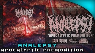 APOCALYPTIC PREMONITION - Analepsy 2017 NEW ÁLBUM ( ATROCITIES FROM BEYOND)