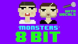 Monsters (8 Bit Remix Cover Version With Vocals) [Tribute to Timeflies feat. Katie Sky]