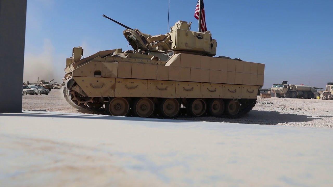U.S. Army • Operations Northeastern Syria • Operation Inherent Resolve