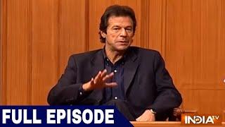 Imran Khan in Aap Ki Adalat (Full Interview) width=