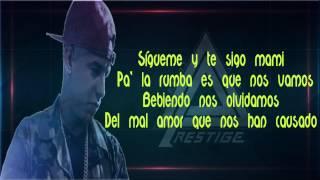 Daddy Yankee - Sígueme y te sigo (Letra)