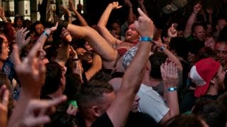 """BLACK F^G (live) """"oscar (tv) party tonight"""" 2k13"""