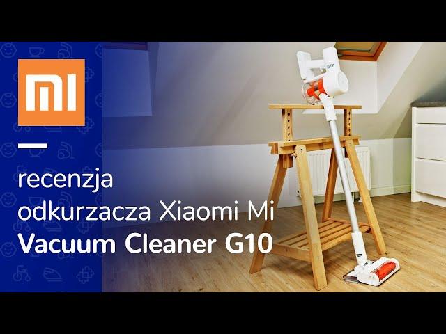 NAJLEPSZY ODKURZACZ BEZPRZEWODOWY? 🧹 | Test, recenzja Xiaomi Mi Vacuum Cleaner G10