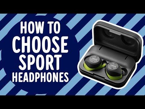 Kuinka valita kuulokkeet urheiluun? Gigantti kertoo