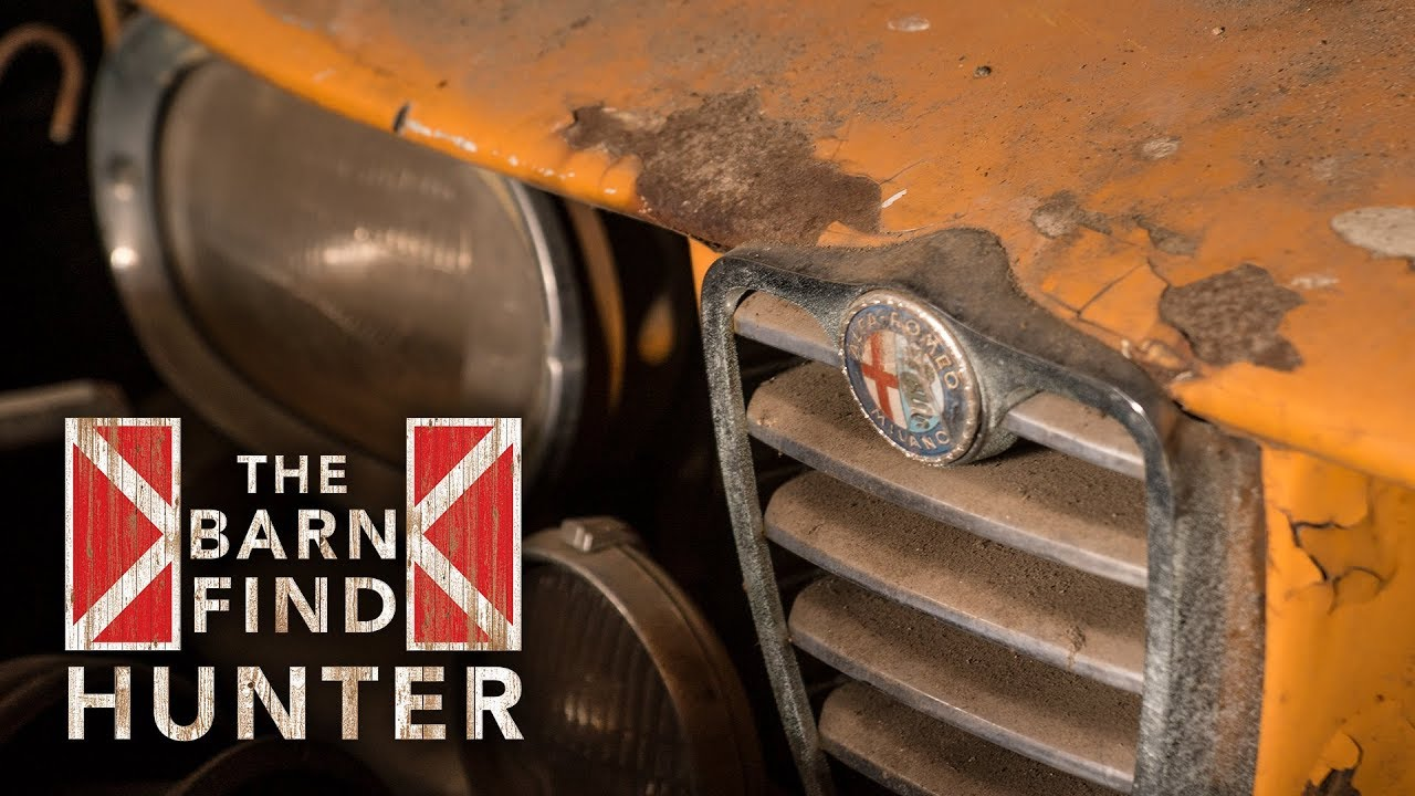 Barn Find Hunter: A slew of dusty European sports cars lies hidden in muscle car country