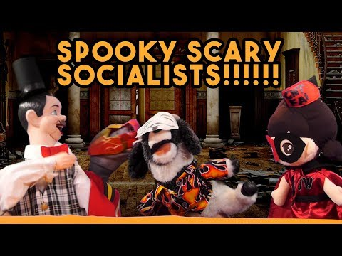 spooky scary socialists