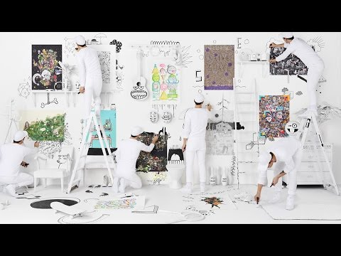 IKEA ART EVENT 2017 – Contemporary Drawing