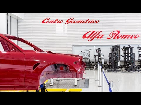 Alfa Romeo Stelvio (2018) Production [YOUCAR]