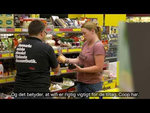 Digitalisering giver Coop mere tid til kunderne