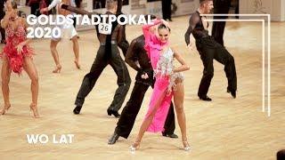 Semen Khrzhanovskiy - Elizaveta Lykhina, RUS | 2020 GoldstadtPokal | WO LAT - R2 C