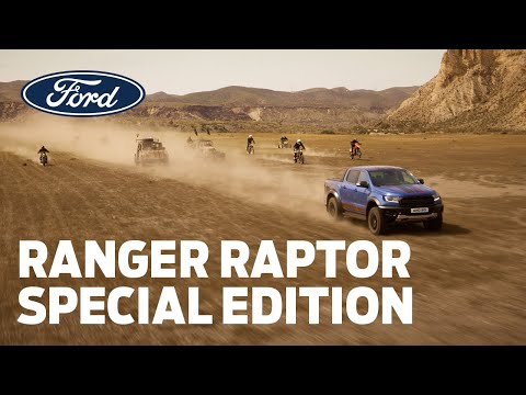 Ranger Raptor Special Edition: The Good, The Bad + The Badass