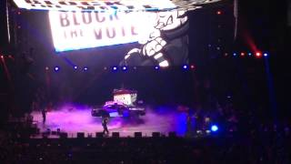 """N.W.A. - F**k Tha Police (Live) @ """"BET Experience 2015"""" Staples Center"""