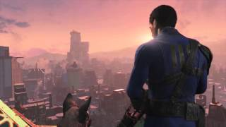 "Fallout 4 - The Wanderer Trailer - Theme Song - ""The Wanderer"" by Dion"
