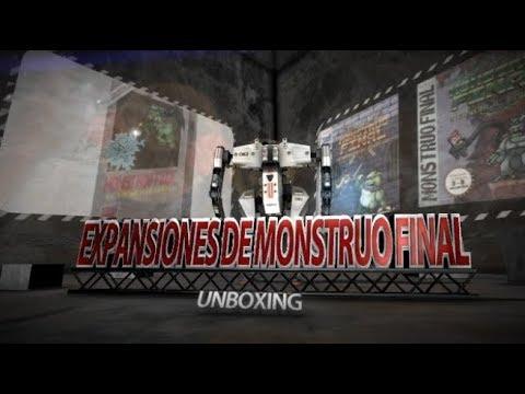 Yo Tenía Un Juego De Mesa TV #04 - Unboxing Expansiones de Monstruo Final