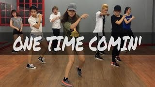 YG - ONE TIME COMIN' (Dance Cover) Choreography . Jane Kim