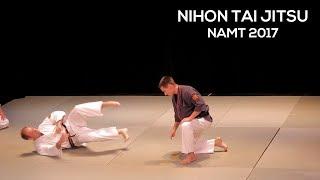 NAMT 2017 - Nihon Tai Jitsu avec Xavier Duval