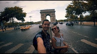 Paris 2017 - GoPro 4 HD