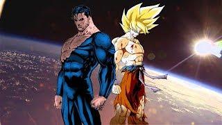 Goku Vs Superman - Theme Song ! [Unofficial]