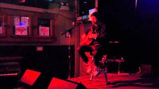 "Jared Hart (of The Scandals) ""The '59 Sound"" Live in Chicago 3/16/15 - The Gaslight Anthem cover"
