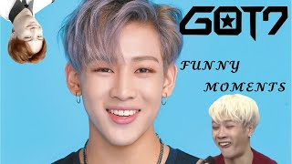 GOT7 cute + funny moments | 2019 Keep Spinning Concert in