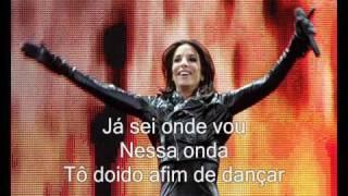 Karaoke Ivete Sangalo-Acelera Aê