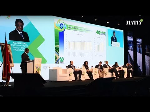 Video : Temps forts de la Conférence internationale du sucre 2019