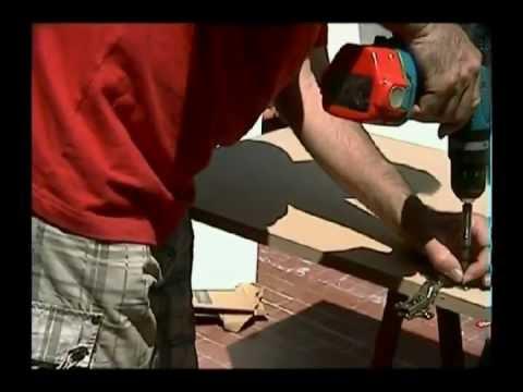 Come montare una cerniera su un'anta | Fai da Te Mania