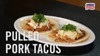 Recipes with Rocco: Pork Tacos feat Mat Best