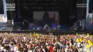 Capital Cities - Safe and Sound (Live Lollapalooza Brasil 2014)
