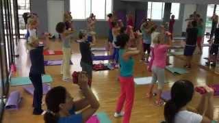 Cardio Fitness exercise