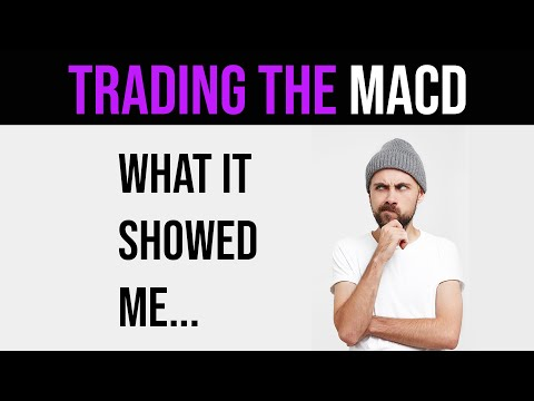 Forex Trading Strategy Using only MACD? (IMPORTANT Lesson)
