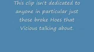Vicious- Broke Ass Hoe